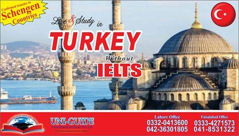 Study in Turkey - UniGuide
