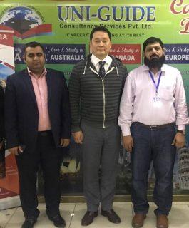 South korea seminar at FSD