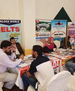 Study expo 2018- Hotel one- Faisalabad