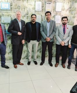 visit of Shorelight Group