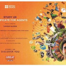 British Council Agent 2018
